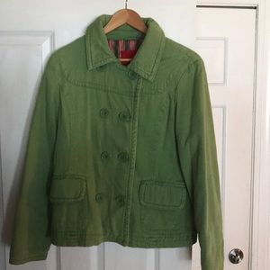Mossimo green jacket/blazer!